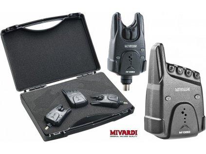Mivardi sada hlásičů M1350 Wireless 2+1, 3+1