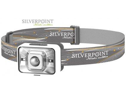 Silverpoint čelovka E Flux RC260 dobíjecí