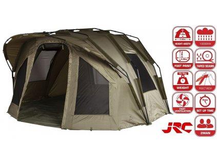 Bivak JRC Quad 2G Continental
