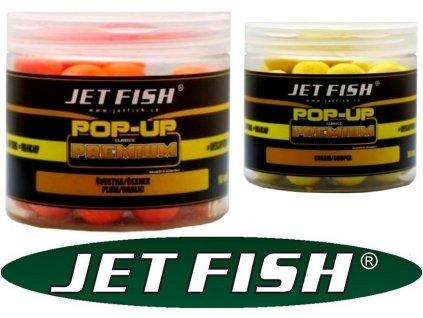 Jet Fish boilies Premium clasicc POP-UP 16 mm/60 g