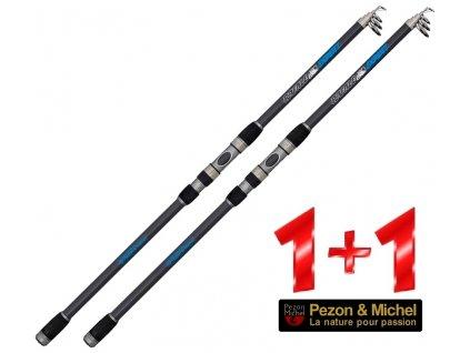 Prut Pezon&Michel Rafale Expert 350 cm/50-150 g - AKCE 1+1
