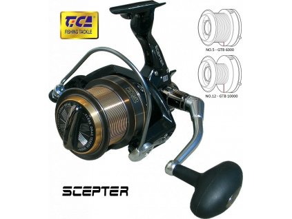 Naviják Tica Scepter GTB 6000