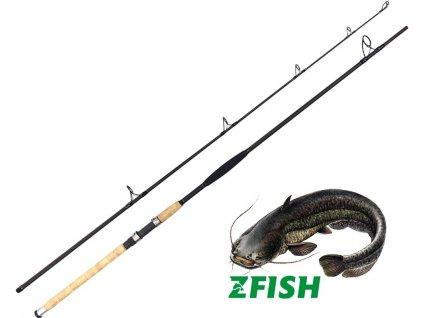 Zfish prut Catfish Morga 2,70 m/100-400 g