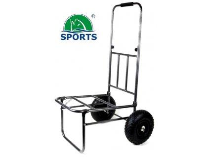 Sports rybářský vozík