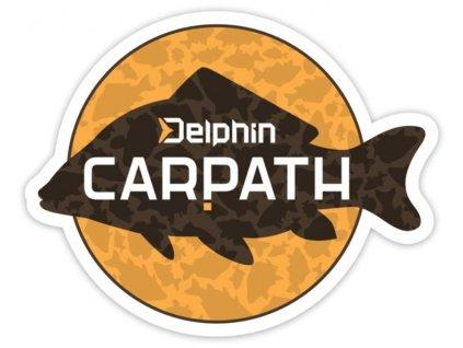 Samolepka Delphin CARPATH