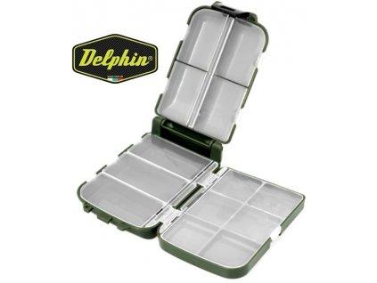 Krabička Delphin TBX Trio 100-13P - 100 x 65 x 35 mm