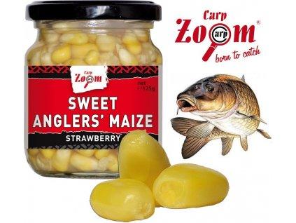 Kukuřice Carp Zoom Sweet Angler's Maize 220 ml
