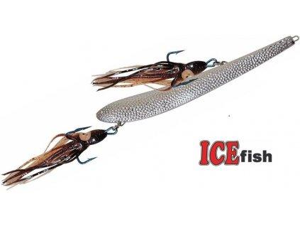 Pilkr ICE Fish Shadow Silver