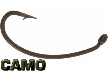 Hačky Carp System Camo CK - 10 ks