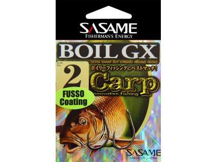 Háčky SASAME Boil GX Fusso Coating