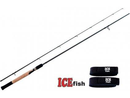 Prut Ice Fish Harpon 210, 240, 270 + neoprenové pásky