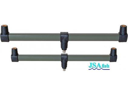 JSA Fish hrazdy na 2 pruty 40+35 cm set 2 ks