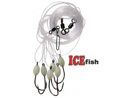ICE Fish mořský návazec na okouníky - na maso