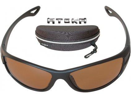 Atoka polarizační brýle 1 + pouzdro na brýle