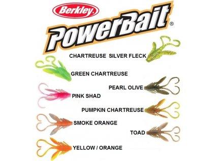 Berkley PowerBait Power Nymph nymfy 2,5 cm