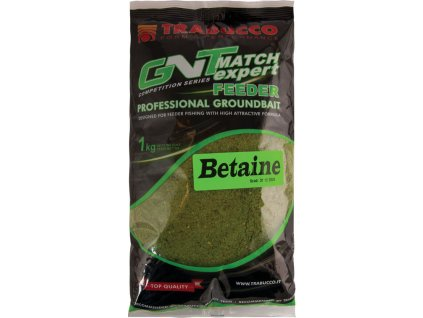 Trabucco krmítková směs GNT Match Expert Feeder Professional Groundbait Betaine - 1 kg