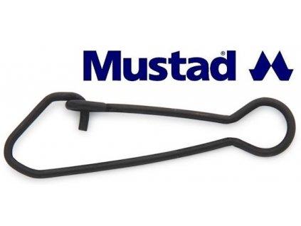 Pevnostní karabinky Mustad 77610 - 8 ks