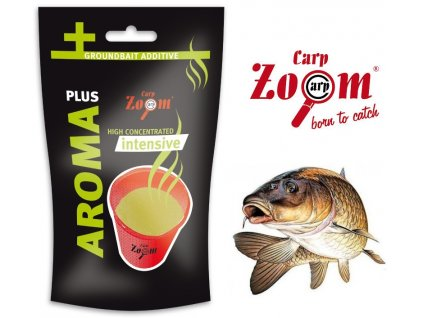 Carp Zoom práškové Aroma Plus Groundbait Additive 100 g