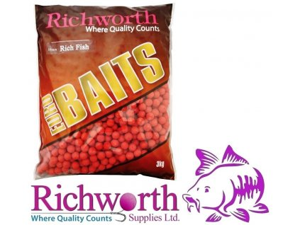 Boilies Richworth Euro Baits 20 mm/1 kg