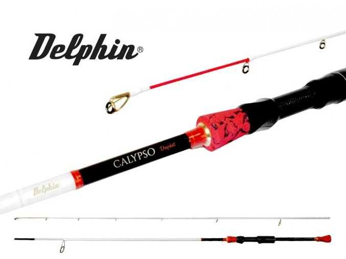 Prut Delphin Calypso Drop Shot 214 cm/5-28 g