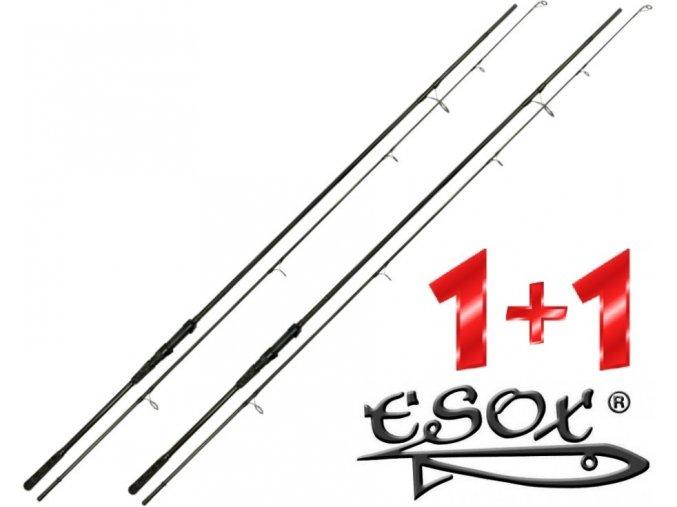 Prut Esox Carp Stalker 330 cm/3,00 lbs - AKCE 1+1