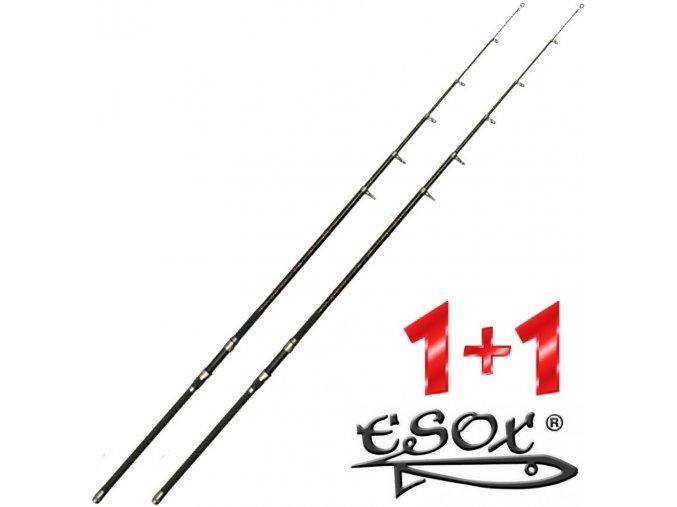 Prut Esox Helios Long 330 cm/60-140 g - AKCE 1+1