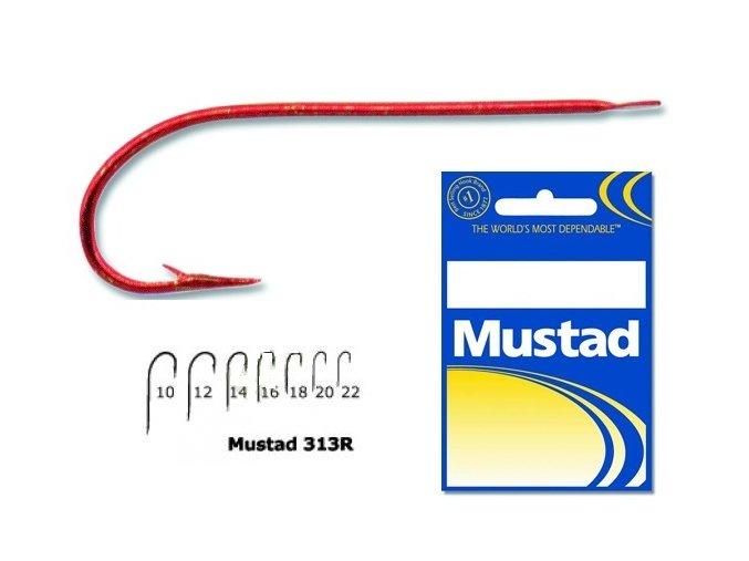 Háčky Mustad 313R - 10 ks