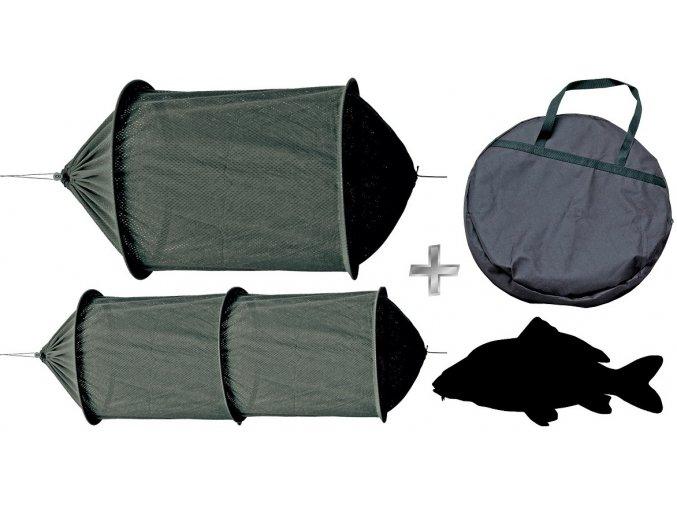 Vezírek Carp System Carp Tunel černý + obal zdarma