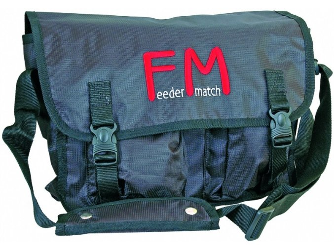 Rybářská taška přes rameno Feeder Match FM 482