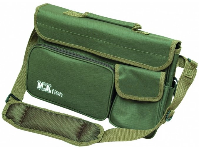 Vláčecí taška s boxy ICE Fish 4029