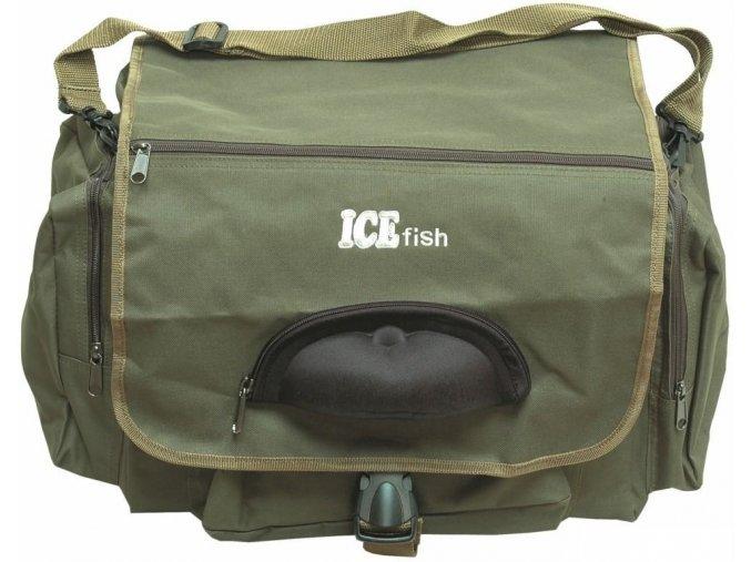 Rybářská taška přes rameno ICE Fish 4028 velká