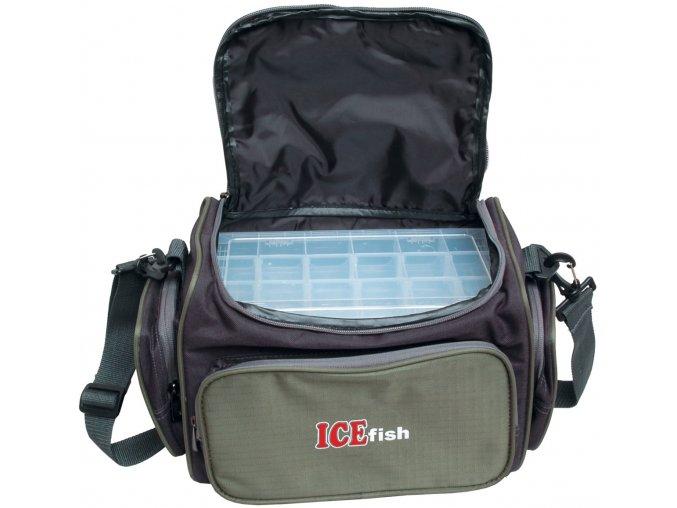 Rybářská taška s boxy ICE Fish II 4102