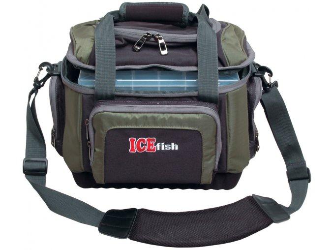 Rybářská taška s boxy ICE Fish III 4103