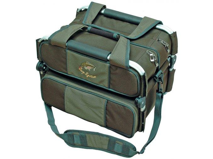 Carp System rybářská taška I C.S. set 4009