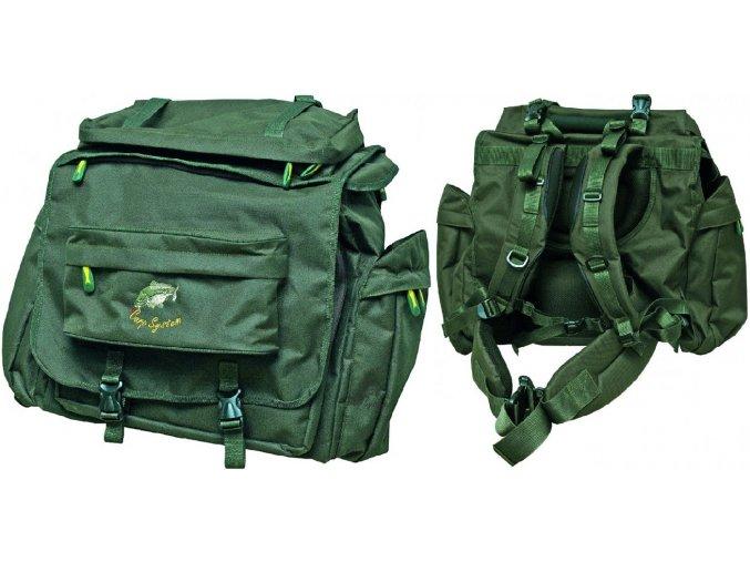 Carp System rybářský batoh C.S. LUX