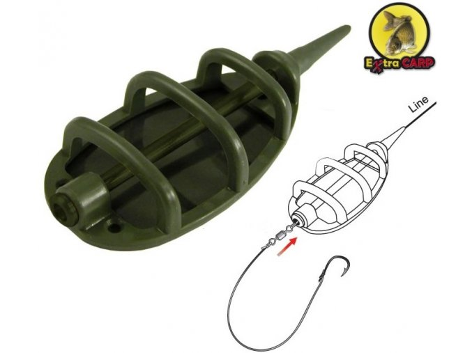 Extra Carp krmítko Method Feeder
