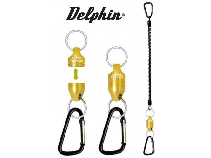 Magnetická spojka pro podběrák Delphin PWR 3,5 kg