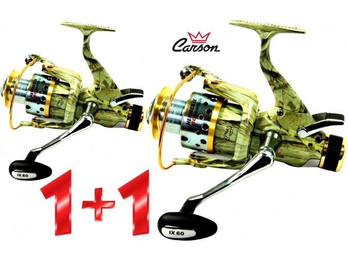 Naviják Carson Hermes Runner Camo 40 - AKCE 1+1