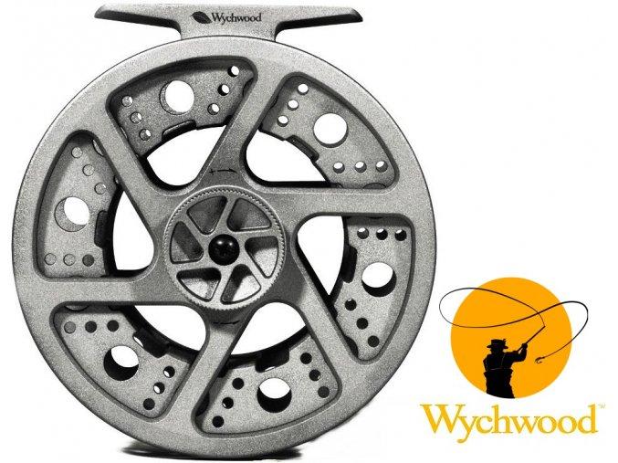 Muškařský naviják Wychwood Flow 5/6 Platinum