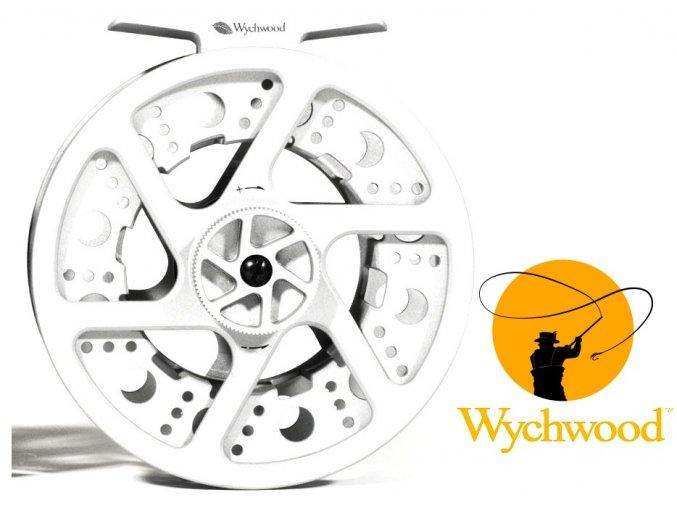 Muškařský naviják Wychwood Flow 7/8 Titanium