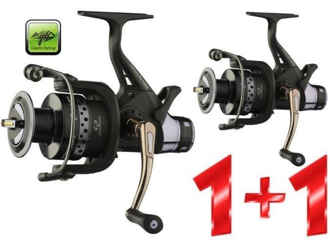 Giants Fishing naviják Luxury RX 4000 - AKCE 1+1