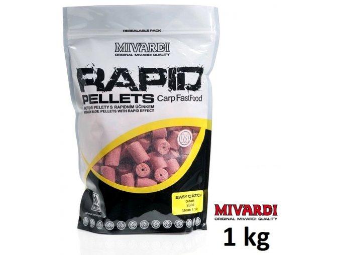 Mivardi pelety Rapid Easy Catch Oliheň 1 kg