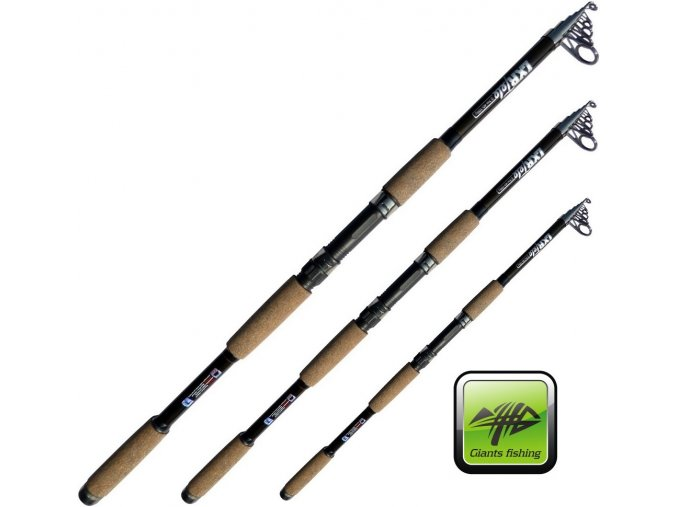 Giants Fishing prut LXR Tele