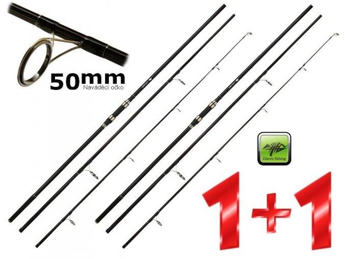 Giants Fishing prut Distant Carp MX 50 12ft/3,00 lb - AKCE 1+1