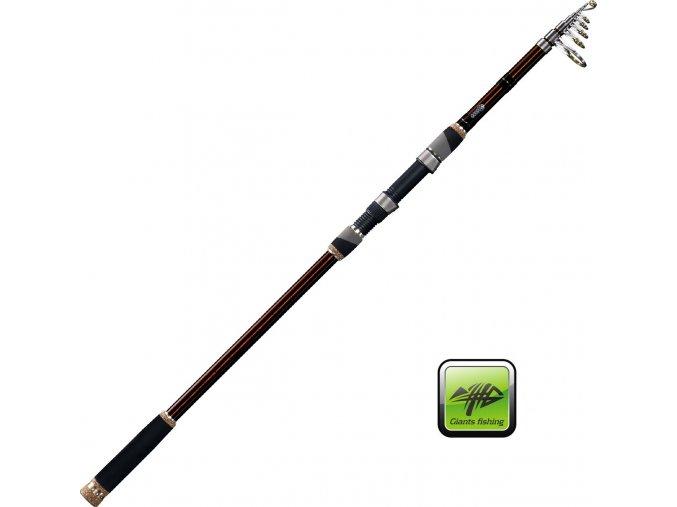 Giants Fishing prut Gold Tele Carp 12ft/3,00 lb