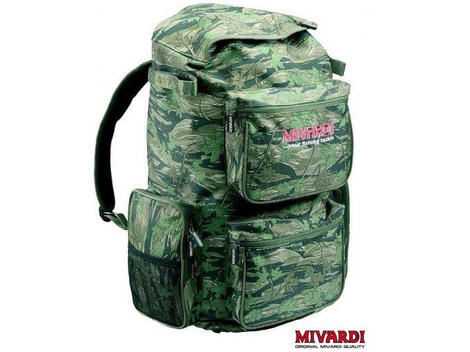 Mivardi batoh Easy Bag Camo 50 L