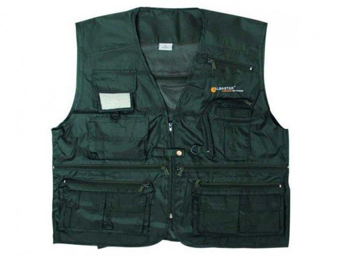 Rybářská vesta Albastar 8615