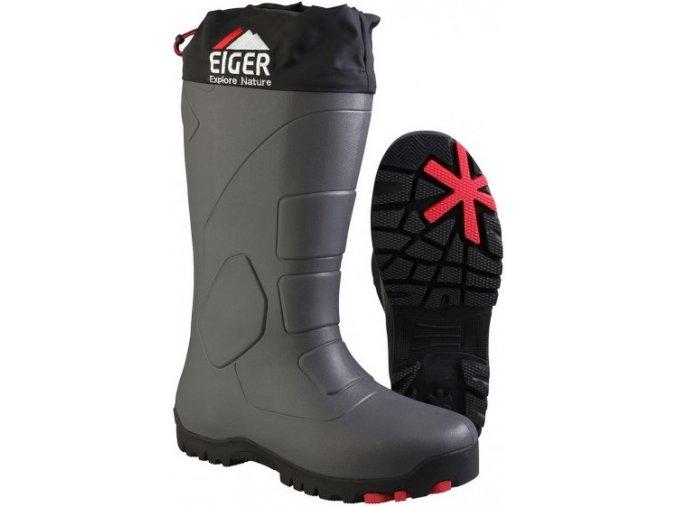 Zimní holínky Eiger Siberia Thermo Boots