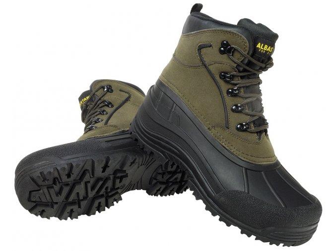 Zimní outdoorová obuv Albastar
