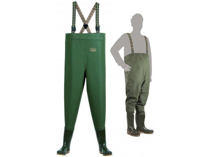 Brodící kalhoty Grand Chest Waders